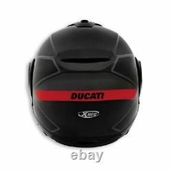 Nouveau Casque Ducati Horizon V2 Unisexe XL Noir/rouge/gris #981072446