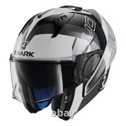 Shark Evo One 2 Slasher Full Face Modular Motorcycle Street Casque