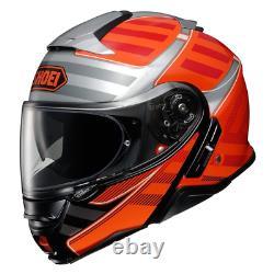 Shoei Neotec II Splicer Modular Motorcycle Street Riding Helmet
