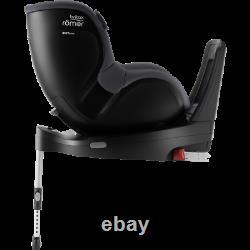 Siège Auto Britax Roemer Isense Modular System Bundle Space Black + Midnight Grey