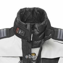Spidi Modular H2out Moto Moto Textile Jacket Noir / Gris