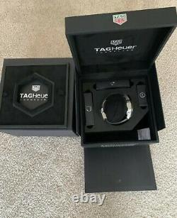 Tag Heuer Connected Modular 45 Smartwatch Box, Papiers